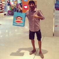 Photo taken at The Paul Frank Store by Muhannad A. on 4/25/2013