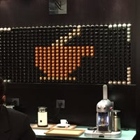 Photo taken at Nespresso Boutique by Clement H. on 10/9/2015