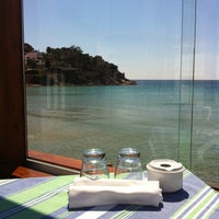 Photo taken at La Taverna del Mar by Josep M. M. on 4/23/2013