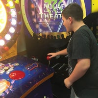 Photo taken at Chuck E. Cheese's by Jeremy S. on 8/24/2016