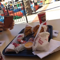 Photo taken at Taco Bell (C.C. Plaza Mayor) by Clément P. on 9/16/2016