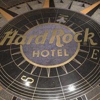 Photo taken at Hard Rock Hotel Las Vegas by jada_bloom on 11/15/2012