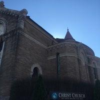 Photo taken at Christ Church by JRCX . on 1/3/2016