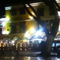 Photo taken at Los Portales de Puebla by Jaime G. on 11/23/2012