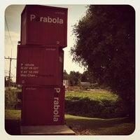 Photo taken at Parabola by I-Tualek เ. on 11/27/2012