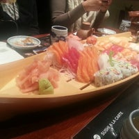 Photo taken at Hinote Sushi by Steven H. on 1/4/2013
