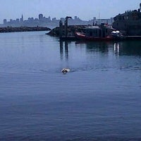 Photo taken at Fort Baker jetty by Camille Rose S. on 4/22/2013