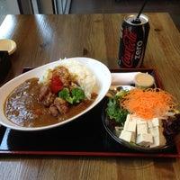 Photo taken at Sushi Samurai by Taro M. on 12/6/2012