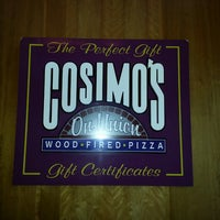 Photo taken at Cosimo's by Irma G. on 3/22/2013