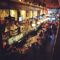 Photo taken at Heartland Brewery by Destene K. on 10/9/2012