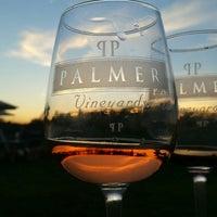 Photo taken at Palmer Vineyards by Kathie P. on 10/15/2016