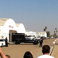 Photo taken at Bakersfield Meadows Field Airport (BFL) by Bryan W. on 10/8/2012