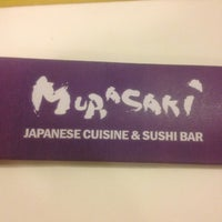 Photo taken at Murasaki Restaurant and Sushi Bar by Meagan H. on 1/27/2013