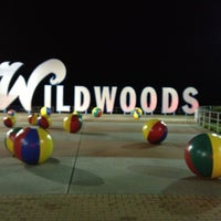 "Photo taken at ""Wildwoods"" Sign by ayeen c. on 5/12/2013"