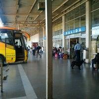 Photo taken at Terminal de Buses María Teresa by Miguel Q. on 9/26/2012