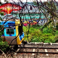 Photo taken at South Yarra Station by Camila A. on 4/17/2013