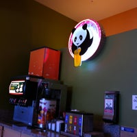 Photo taken at Panda Express by Bernard on 7/11/2013