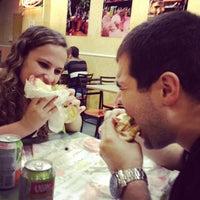 Photo taken at Subway by Gustavo K. on 11/3/2012