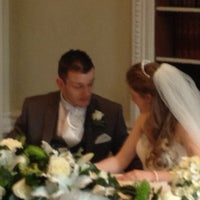 Photo taken at Buxted Park Hotel by Mark R. on 4/27/2013
