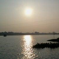 Photo taken at เข่ือนเรียงหิน by ครวญสิริ บ. on 12/27/2013