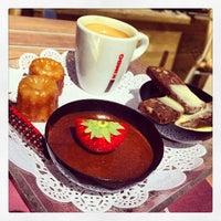 Photo taken at Café du Martroi by Alexandre M. on 5/5/2014