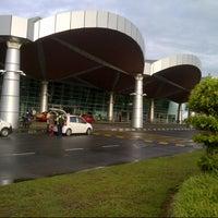Photo taken at Bintulu Airport (BTU) by Ceywang Z. on 11/4/2012