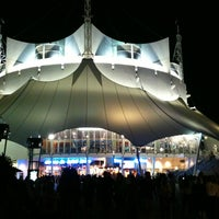 Photo taken at La Nouba by Cirque du Soleil by @ M. on 2/23/2013