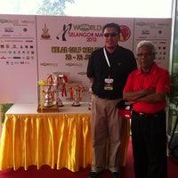 Photo taken at Seri Selangor Golf Club by Sharez I. on 6/23/2013