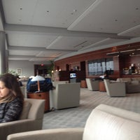 Photo taken at Admirals Club by Patricia A. on 5/11/2013