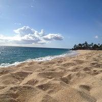 Photo taken at Makaha Beach Park by Tony R. on 8/31/2013