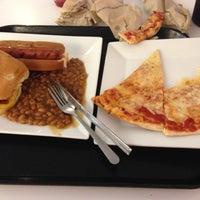 Photo taken at International Village Dining by Ryan S. on 10/4/2012
