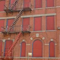 Photo taken at Brooklyn Navy Yard Center at BLDG 92 by Eliane v. on 1/9/2013