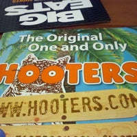 Photo taken at Hooters by Kyle S. on 11/22/2012