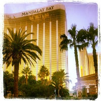 Photo taken at Mandalay Bay Resort and Casino by Erica G. on 12/31/2012