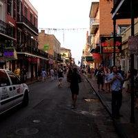 Photo taken at Rue Bourbon by Austin S. on 6/21/2013