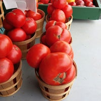 Photo taken at Trenton Farmers Market by Steven M. on 7/26/2014