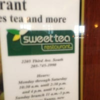 Photo taken at Sweet Tea Restaurant by Rod C. on 5/24/2013