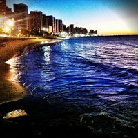 Photo taken at Avenida Beira Mar by Jackson C. on 7/21/2013