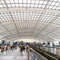 Photo taken at Subway T3 Terminal Station by Nobuo N. on 5/19/2016