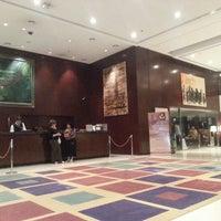 Photo taken at Sheraton Mendoza Hotel by Gustavo D. on 4/21/2013