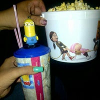 Photo taken at Cinemex by Yaneli G. on 7/9/2013