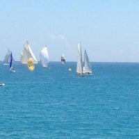 Photo taken at Voiles d'Antibes by Sabrina K. on 6/2/2013