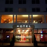 Photo taken at SORAT Hotel Ambassador Berlin by Herbert A. on 10/9/2016