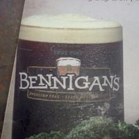 Photo taken at Bennigan's by Jay H. on 2/9/2013