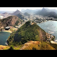 Photo taken at Mirante do Pão de Açúcar by Alessandro L. on 9/15/2012