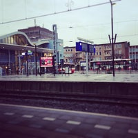 Photo taken at Station Sittard by Arjan V. on 12/22/2012