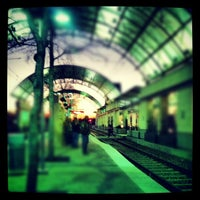 Photo taken at Downtown Garland Station (DART Rail) by Michael K. on 2/2/2013
