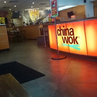 Photo taken at China Wok by Carlos R. on 10/6/2014