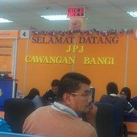 Photo taken at JPJ Bandar Baru Bangi by Sophy Sufian S. on 3/4/2013