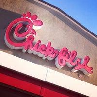 Photo taken at Chick-fil-A by Kristen P. on 11/28/2012